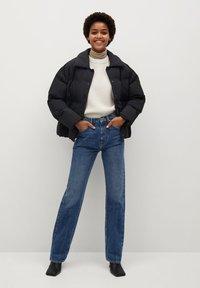 Mango - SAKURA - Winter jacket - schwarz - 1