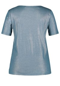 Samoon - T-shirt basic - blue coral - 3
