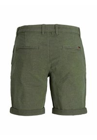 Jack & Jones - Shorts - deep lichen green - 7