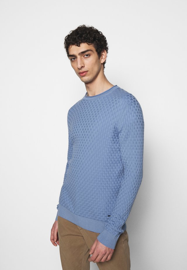 MADS - Trui - pastel blue