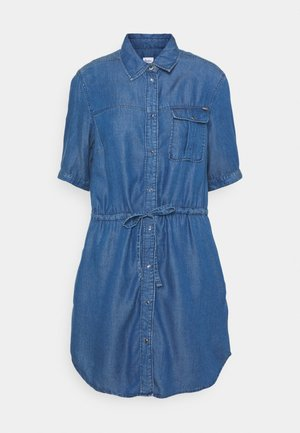 GLAZE - Denim dress - denim