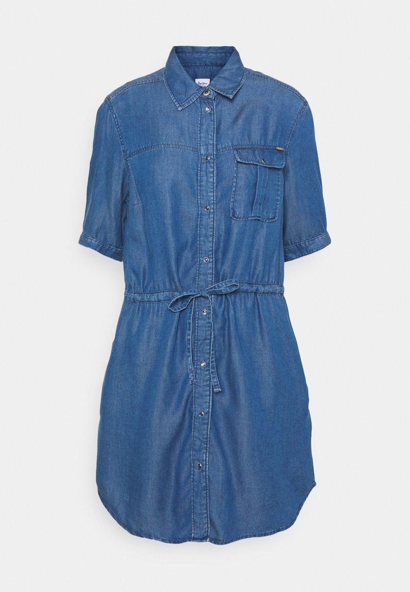 Pepe Jeans - GLAZE - Denimové šaty - denim