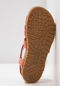 Timberland - MALIBU WAVES ANKLE - Sandals - rust - 6
