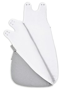 Nordic coast company - SCHLAFSACK KUSCHLIGER GANZJAHRESSCHLAFSACK - Baby's sleeping bag - grey - 1