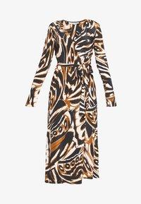 Diane von Furstenberg - TILLY - Day dress - multi-coloured/black/camel - 4