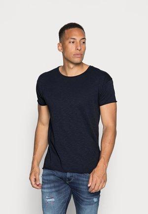 ROGER - T-shirt - bas - smokey blue