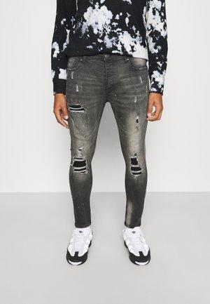 OLIVER - Jeans Skinny Fit - dark grey