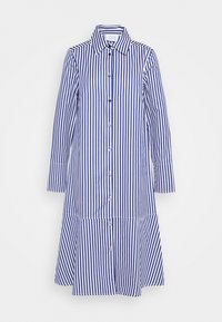EASE - Shirt dress - royal