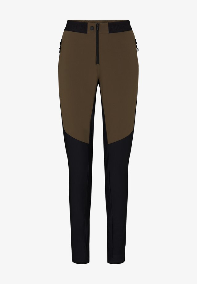 TUVA - Pantalons outdoor - oliv