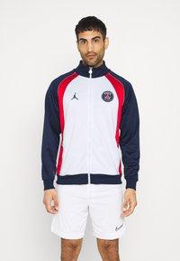Nike Performance - PARIS ST. GERMAIN - Klubové oblečení - white/midnight navy - 0