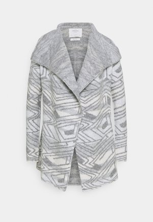 Strickjacke - dark grey