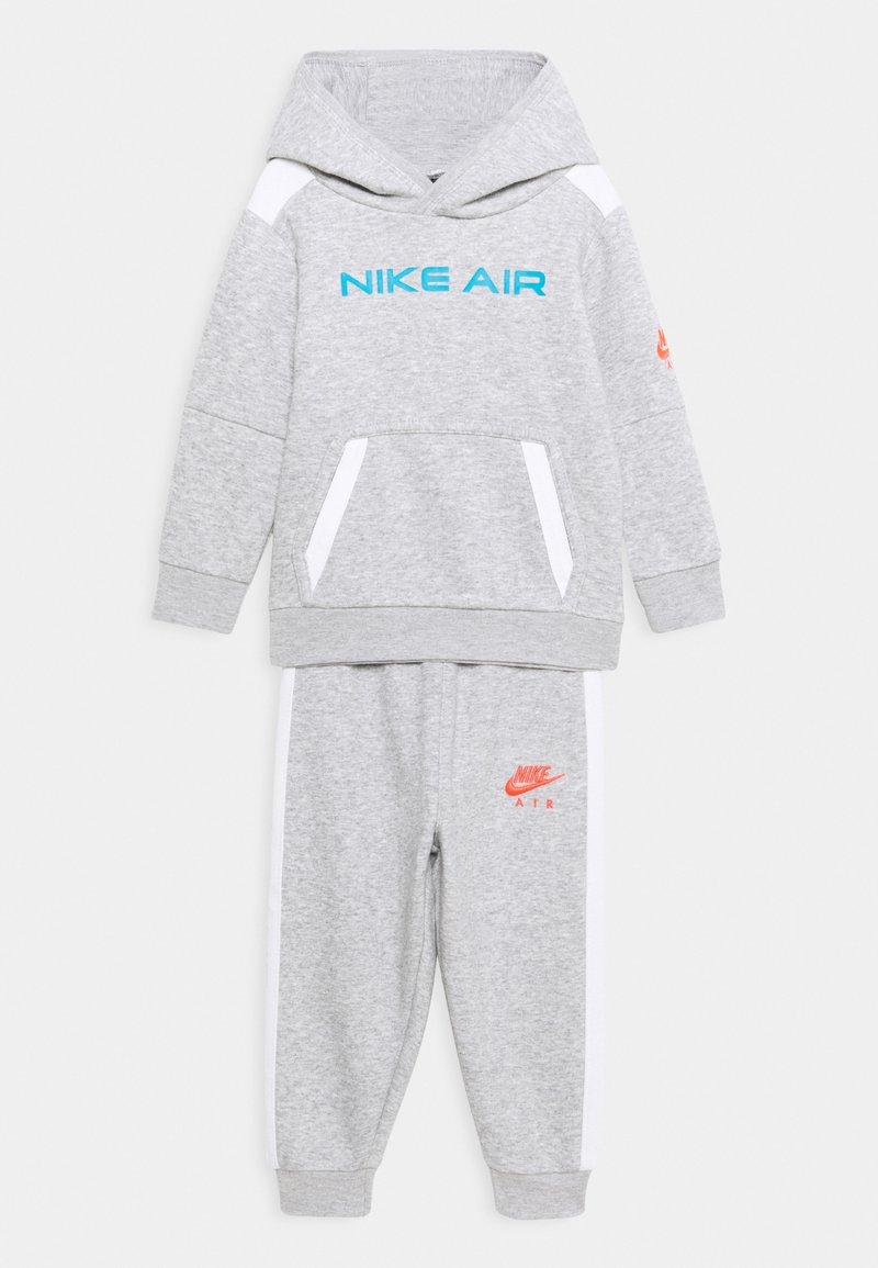 Nike Sportswear - AIR SET - Chándal - grey heather