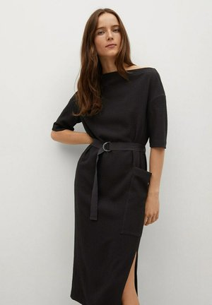 SUN - Day dress - schwarz