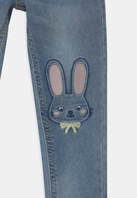 Lindex - KARIN - Jeans slim fit - blue denim - 2