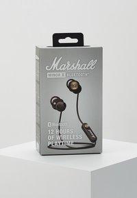 Marshall - MINOR II BLUETOOTH  - Casque - brown - 3