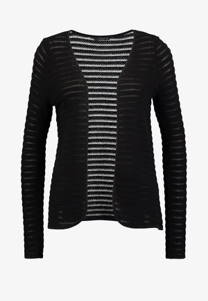 ONLCRYSTAL - Strickjacke - black