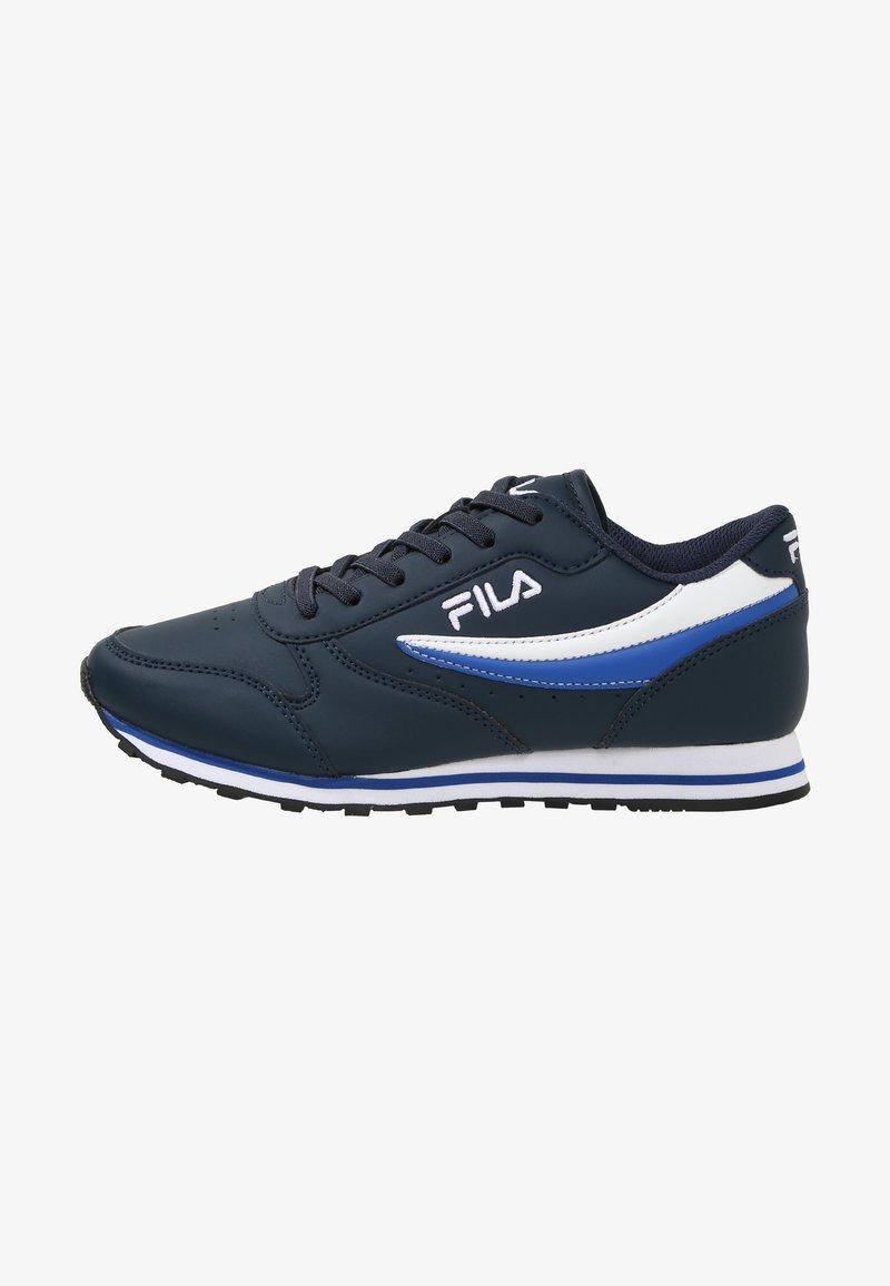 Fila - ORBIT - Trainers - dress blue / dazzling blue