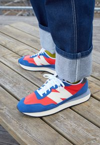 New Balance - 237 - Sneakers - velocity red - 2