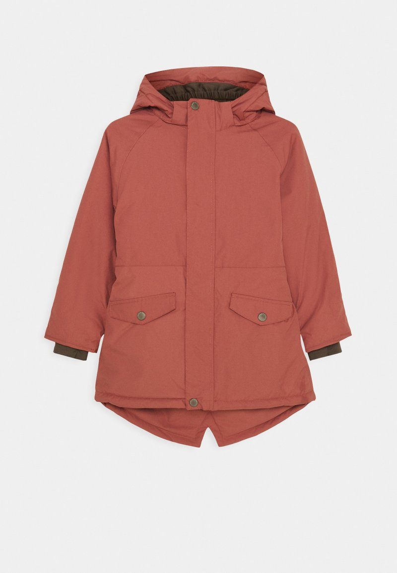 MINI A TURE - VIBSE - Winter coat - withered rose
