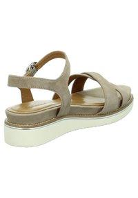 Tamaris - Sandals - taupe - 4