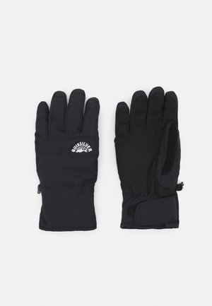 Gloves - true black