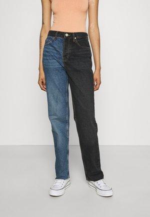 TWO TONE PAX - Jeans straight leg - denim