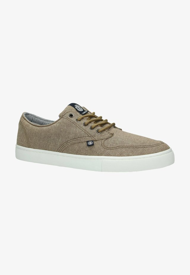 Sneakers laag - breen chambray