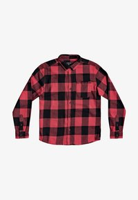 Quiksilver - LONG SLEEVE - Shirt - americas red motherfly - 0