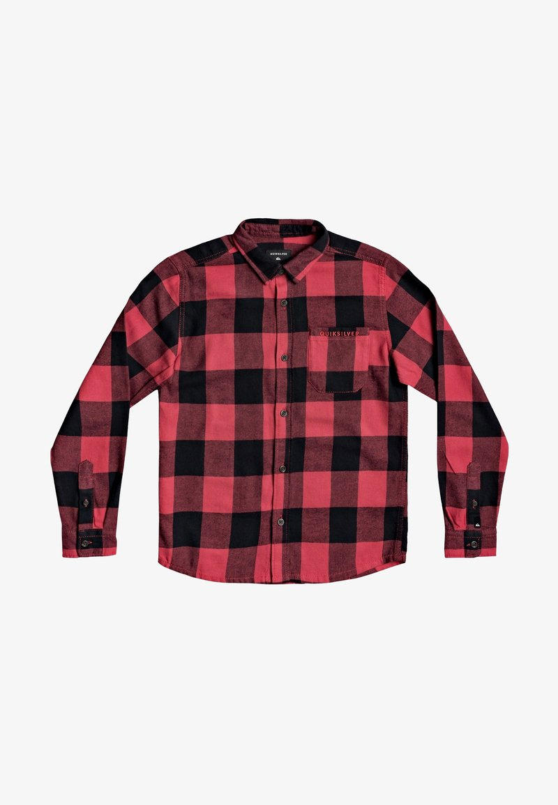 Quiksilver - LONG SLEEVE - Shirt - americas red motherfly