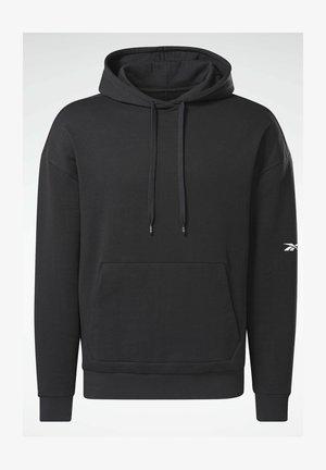 DREAMBLEND COTTON HOODIE - Jersey con capucha - black