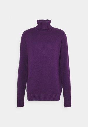UNISEX  - Jumper - purple