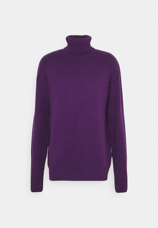 UNISEX  - Maglione - purple