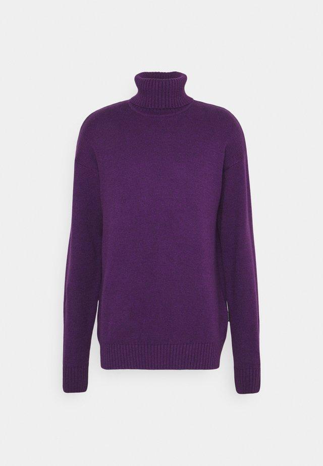 UNISEX  - Trui - purple
