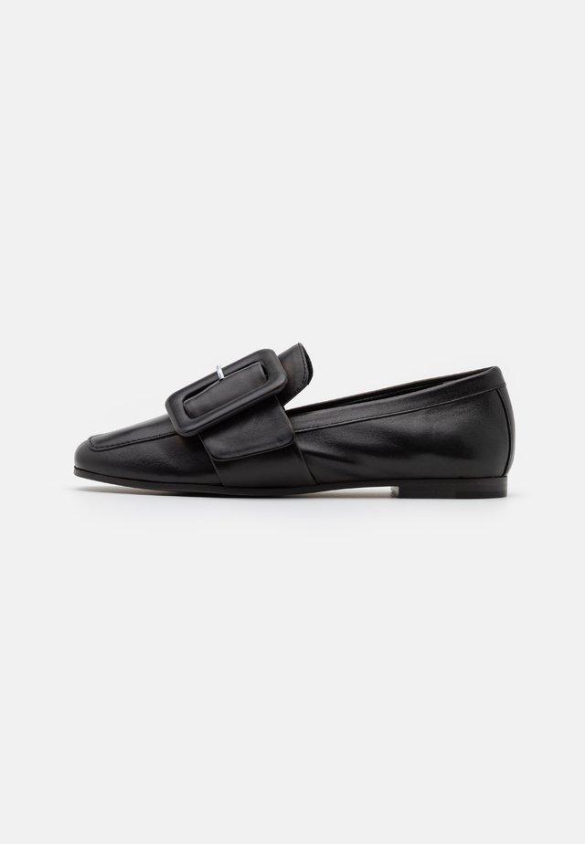 NINA - Loafers - schwarz