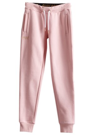 Tracksuit bottoms - fade pink