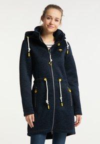 Schmuddelwedda - Winter coat - marine melange - 0