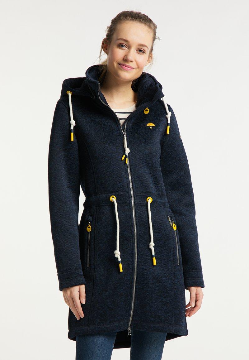 Schmuddelwedda - Winter coat - marine melange