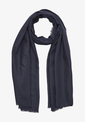 Scarf - dark blue