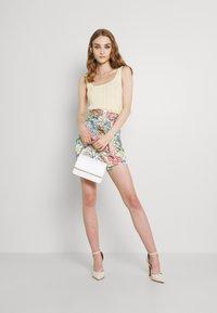 Never Fully Dressed - GRAPEFRUIT JASPRE - Wrap skirt - multi - 1