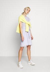 GAP - EYLT DRESS - Day dress - blue/white stripe - 1