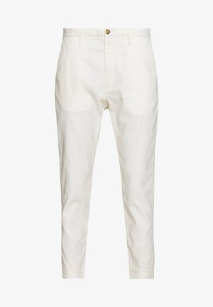 KRISSY TROUSER - Chinos - nature