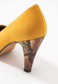 Marco Tozzi - High heels - saffron - 2