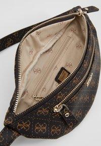 Guess - LEEZA BELT BAG - Bum bag - brown - 4