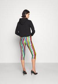 Versace Jeans Couture - PANTS - Leggings - Trousers - multicolour - 2