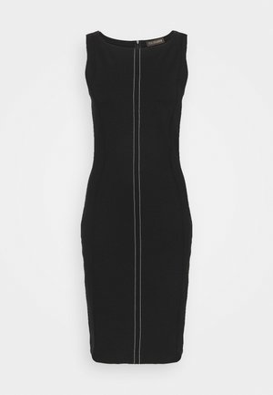 DRESS MILANO - Shift dress - black