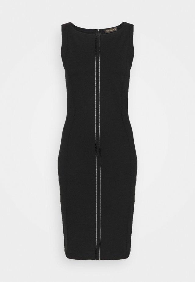 DRESS MILANO - Pouzdrové šaty - black