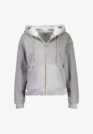 Fleece jacket - gull grey
