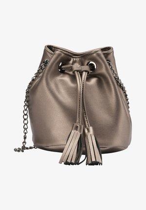 Across body bag - metall