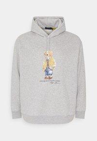 Polo Ralph Lauren Big & Tall - MAGIC - Sweatshirt - andover heather - 0