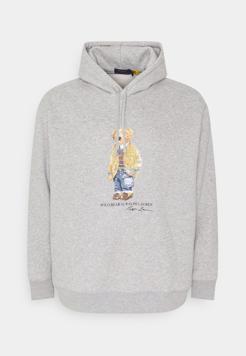 Polo Ralph Lauren Big & Tall - MAGIC - Sweatshirt - andover heather